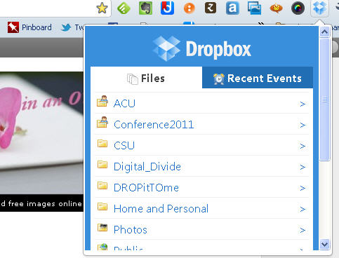 how to download from dropbox without an account