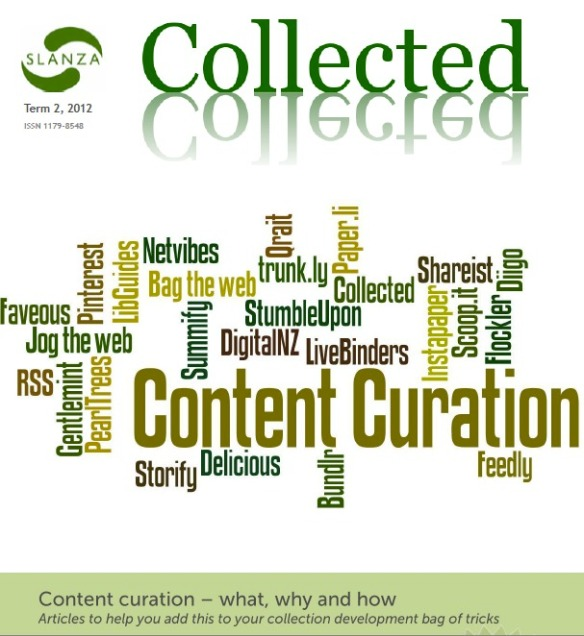 Content curation is the new black
